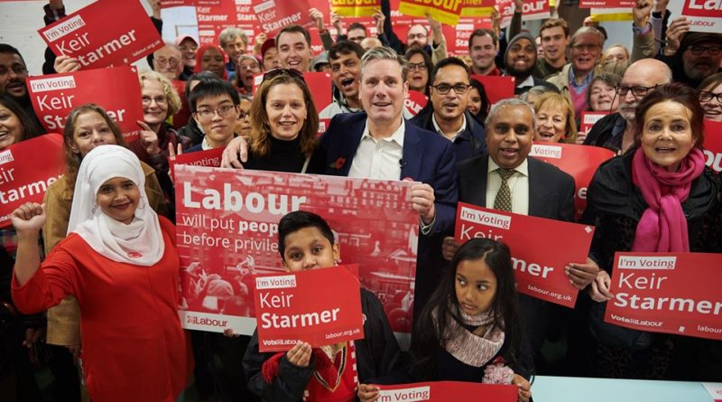 Keir Starmer writes to LHG with his vision for housing