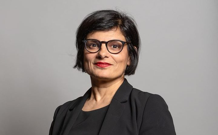 Letter to LHG from Thangam Debbonaire