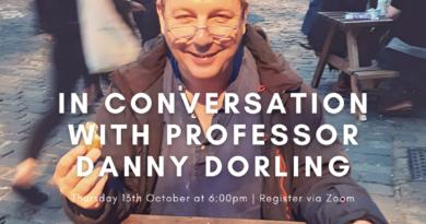 Online Event: LHG In Conversation with Professor Danny Dorling
