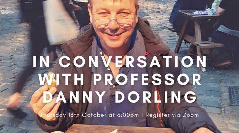 Online Event: LHG In Conversation with Professor Danny Dorling